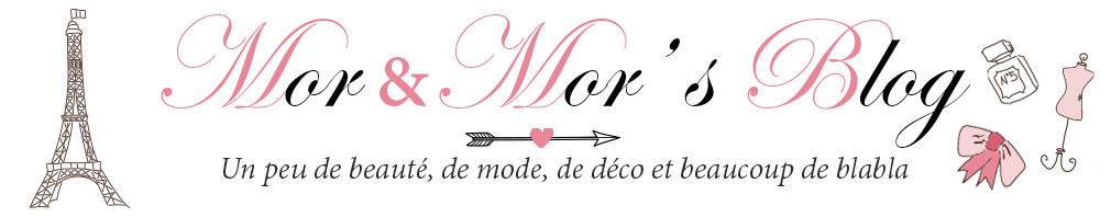 Morandmors : Blog Lifestyle Beauté et Mode